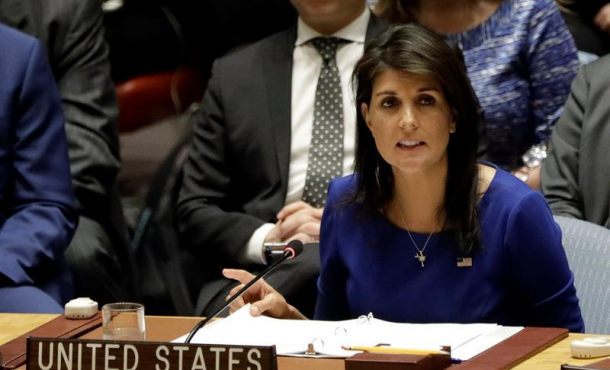 """EE.UU. avisa en la ONU que tiene sus armas """"cargadas"""" contra Al Asad"""