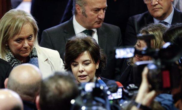 """Gobierno sobre extradición de Puigdemont: """"España y Alemania somos países democráticos"""""""