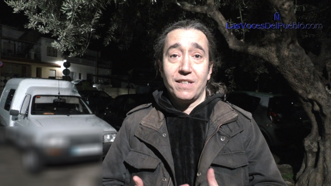 """Martínez: """"Torrent es un auténtico reaccionario, un cacique"""" presidente del Parlamento"""