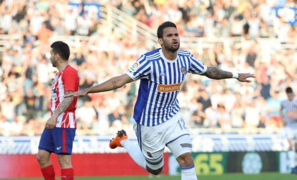 Real Sociedad da una lección de fútbol y deja en evidencia al Atlético