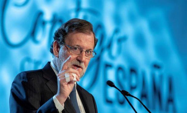 """Rajoy carga contra Ciudadanos, unos """"inexpertos lenguaraces y colección de parlanchines"""""""