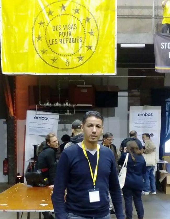 Marruecos detiene al activista de antigua colonia española «Sidi Ifni» a su llegada en el pais