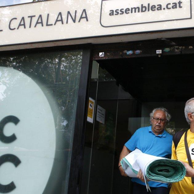 ANC pide investir a Puigdemont para una humillación internacional de los españoles