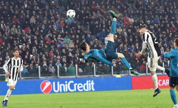 Real Madrid pone pie y medio en semifinales con recital de Cristiano (0-3)