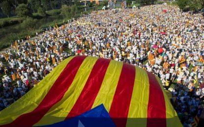 Caen hasta el 36% los partidarios de la República Catalana
