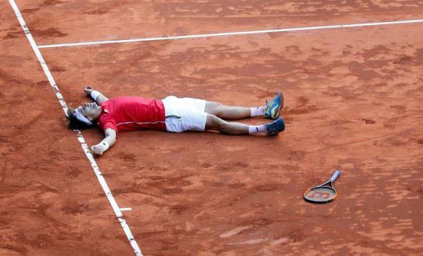 Un indomable Ferrer lleva a España a semifinales