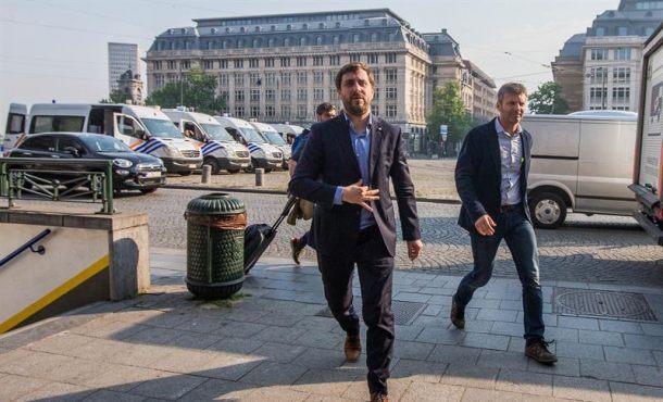 """Bélgica rechaza entregar a los huidos ante la falta de """"Orden Nacional de detención"""" en España"""
