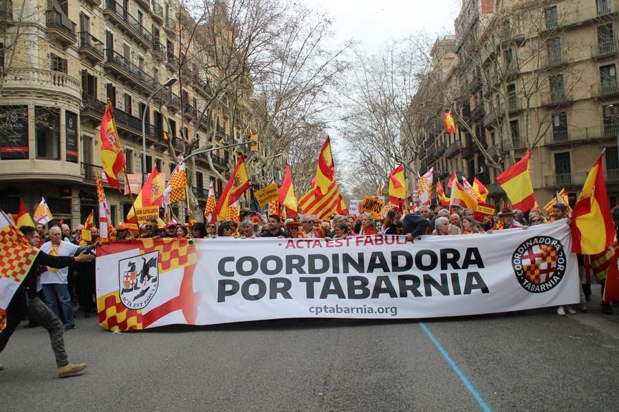 "Entidades de Tabarnia clamarán contra ""racismo"" de Quim Torra domingo 20-M"
