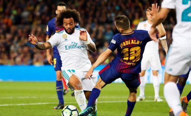 FC Barcelona resiste con inferioridad y salva un empate ante el Real Madrid