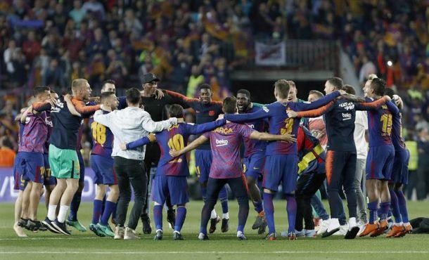 """Piqué: """"Éramos campeones de la Liga y el Real Madrid no nos han hecho el pasillo"""""""