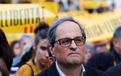 """Torra amenaza con ir """"tan lejos como Puigdemont"""""""
