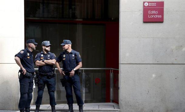 28 detenidos en Cataluña por desvío de ayudas a países pobres al proceso separatista