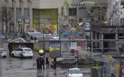 Abatido un terrorista tras matar a dos policías y a un civil en Lieja (Bélgica)
