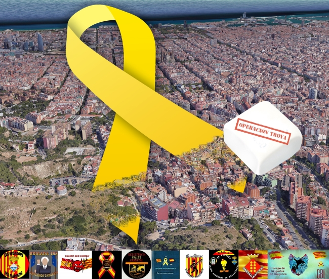Los españoles preparan una acción bajo «Operación Troya» contra el neonazismo en Cataluña