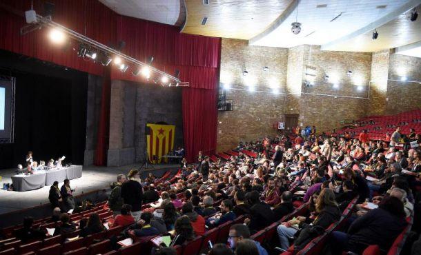 Cataluña tendrá mañana lunes nuevo presidente, el nazi Quim Torra con la abstención de CUP