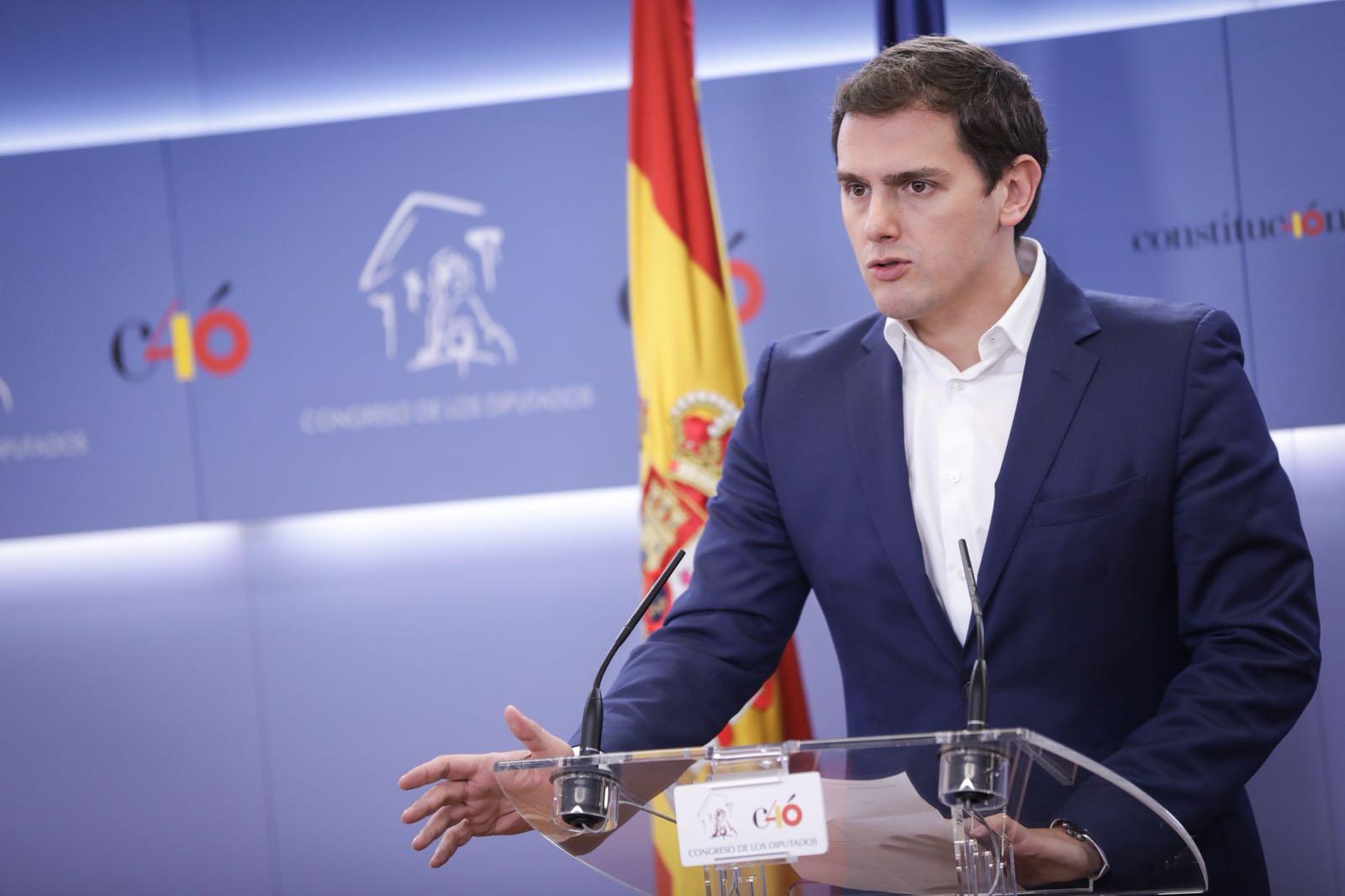 Rivera se plantea romper con el Rajoy por las condenas del Gürtel