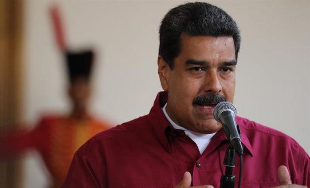 Maduro gana las presidenciales de Venezuela con casi seis millones de votos