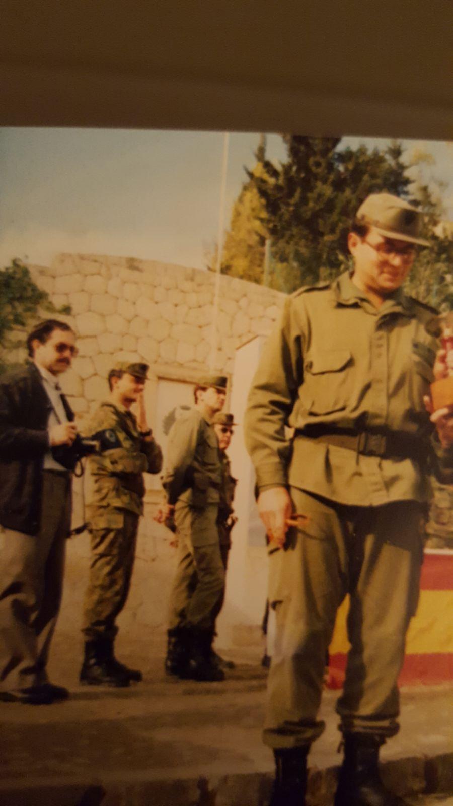 Quim Torra, de Alférez de Milicias en Regimiento Palma-47 hace 31 años a traidor en 2018