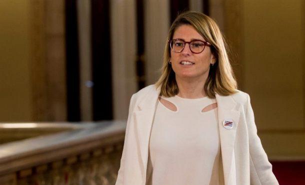 Elsa Artadi, posible plan D del independentismo para la investidura