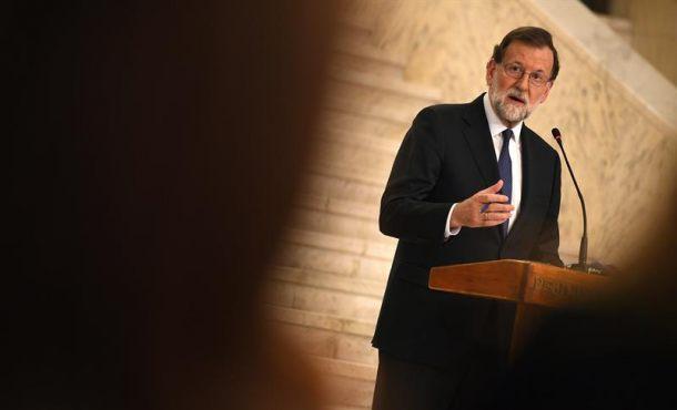 Rajoy recibe la carta de Quim Torra para abrir negociaciones con el independentismo