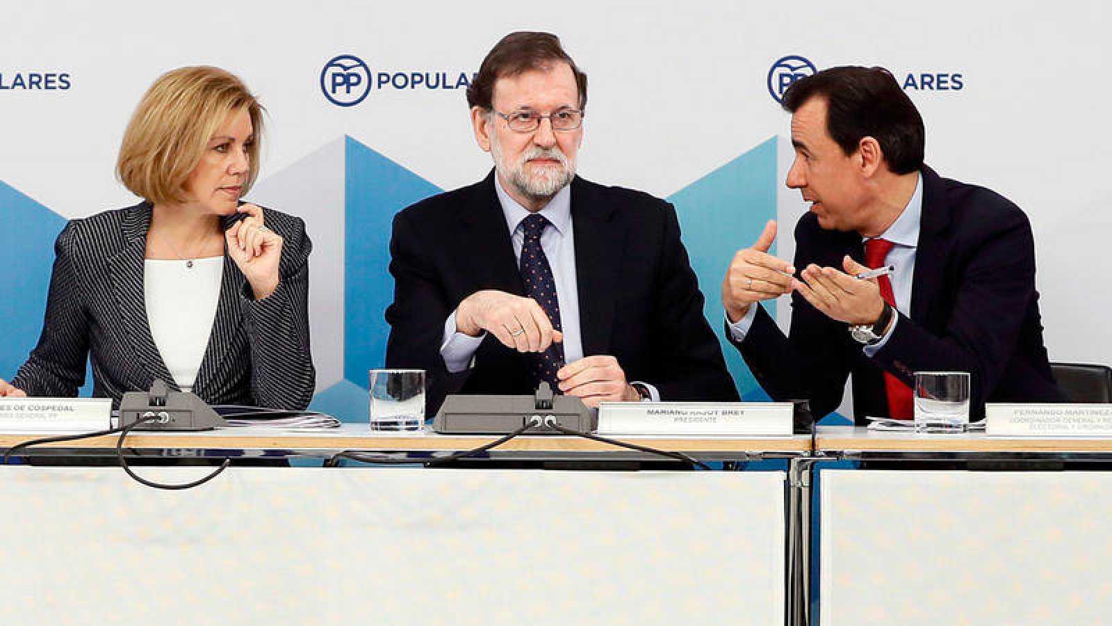 La Justicia condena al PP por el Gürtel y acredita la existencia de «caja B» en el PP