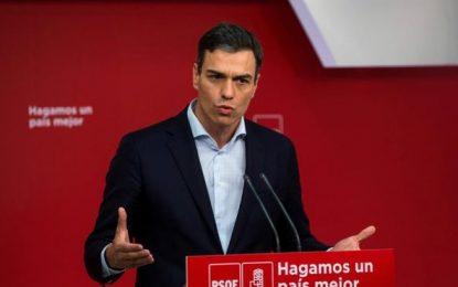 PSOE ganaría elecciones y Ciudadanos Cs sufriría fuerte caída con la llegada de Sánchez al Gobierno