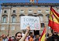 """El clamor de más de 4 mil personas contra """"Adolfo Torra"""" (Quim Torra) ilusiona a los españoles"""
