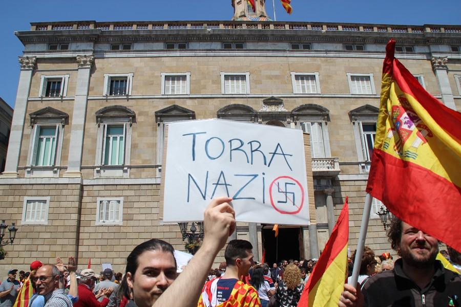 Archivan la querella de Quim Torra contra Rajoy y Soraya