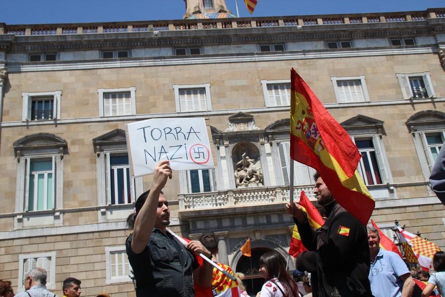 La Sociedad Civil Catalana marchará el 27-M en Barcelona bajo «Sin Igualdad no Hay Paz»