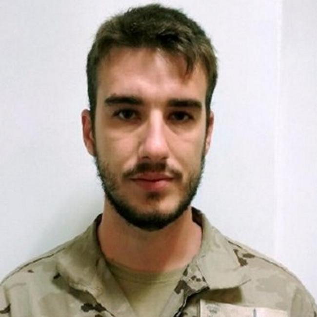Fallece el soldado español de Infantería de Marina, Antonio Carrero Jiménez en Mali (África)