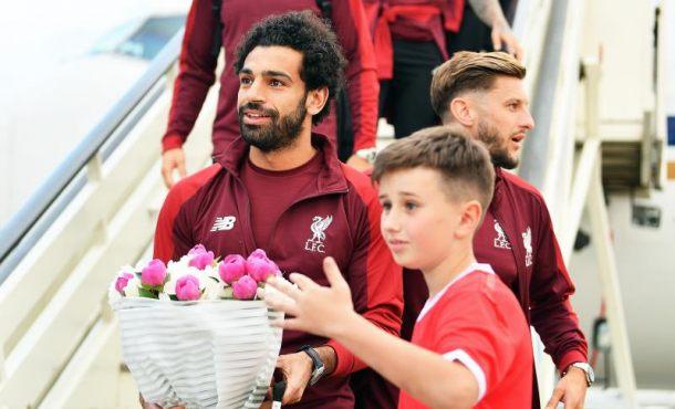 """Salah (Liverpool): """"Ganar la Liga de Campeones sería algo especial"""""""