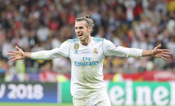 Real Madrid, Campeón de Europa año 2018, Bale conduce al Real Madrid a la Decimotercera