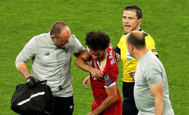 Goles de Benzema, Bale y Mané, Mohamed Salah y Carvajal lesionados, final liga de campeones