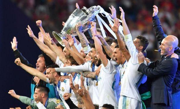 """Cristiano Ronaldo: """"Real Madrid ha hecho historia"""""""