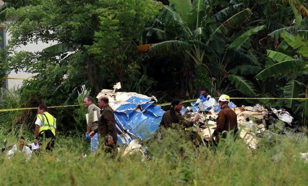 Accidente de avión con 104 pasajeros en La Habana (Cuba)