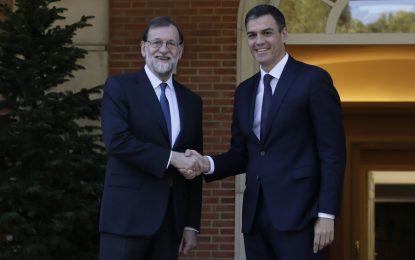 El Gobierno de Sánchez ordena acoger a los inmigrantes del barco 'Aquarius'