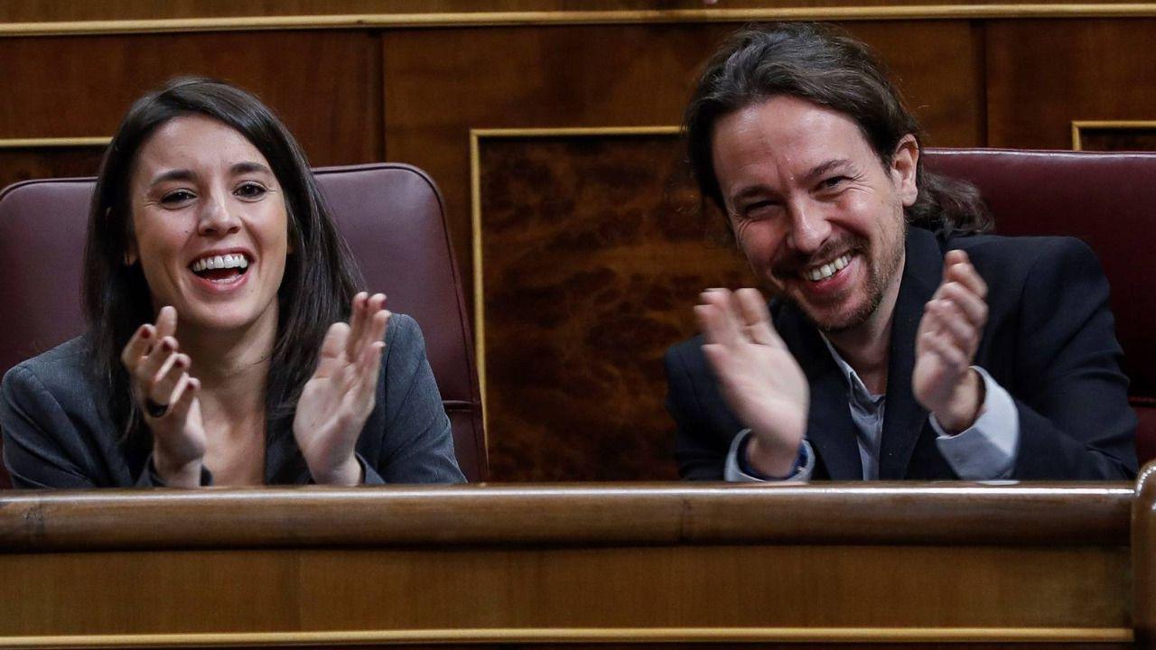 Los enamorados Iglesias e Irene Montero se compran un chalé de 540 mil euros