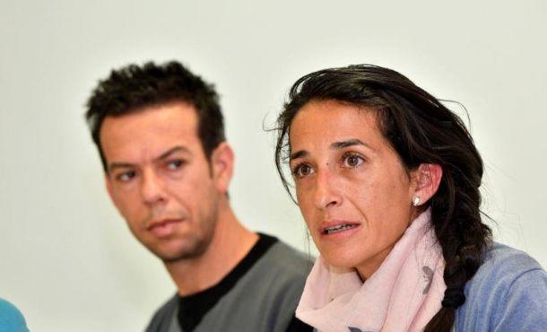 Patricia a su hijo Gabriel: Me gustaría creer en milagros y vivirte un minuto