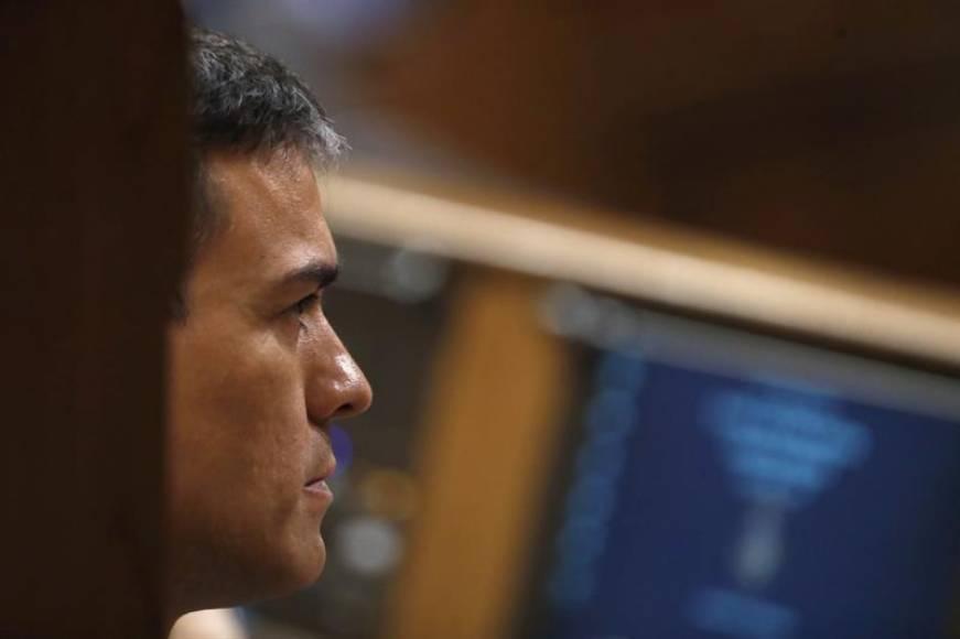 Sánchez anuncia que verá a Torra después de la censura a Rajoy