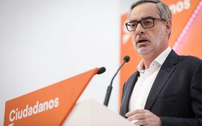 """Villegas: """"Rajoy tiene que rectificar y extender el 155, el futuro de España es más"""" que Rajoy"""