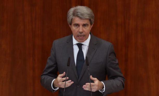 Ángel Garrido, nuevo presidente de la Comunidad de Madrid