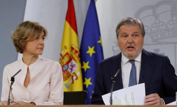 """El Gobierno apuesta por un """"diálogo"""" con Quim Torra e independentismo"""