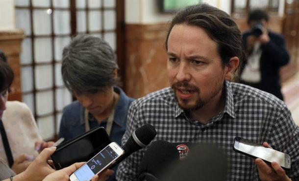"""Iglesias: Una participación baja me """"obligaría a dimitir"""""""