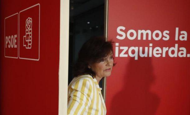 El PSOE se compromete a convocar elecciones