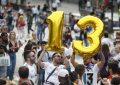 El Real Madrid pone en marcha sus celebraciones