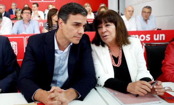Sánchez dará la palabra a los españoles después de la censura a Rajoy