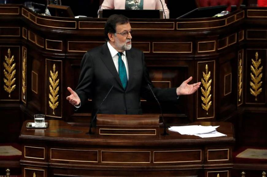 """Rajoy: """"Se los van a tener que comer con patatas"""""""
