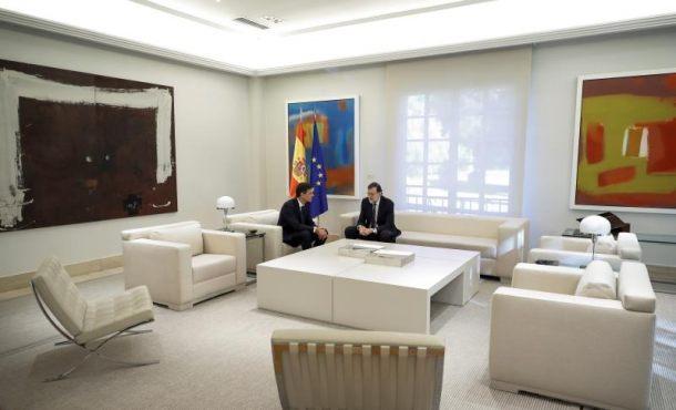 Rajoy promete otro 155 en Cataluña