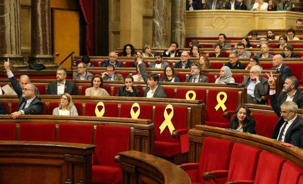 Luz verde del Consejo de Estado para impedir la investidura a distancia de Puigdemont