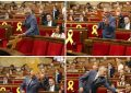 Ciudadanos se suma oficialmente a la batalla contra lazos y símbolos neonazis en Cataluña